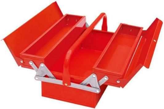 Ящик для инструментов WEDO WD1327 3-х секционный, 420*200*160 мм инструмент wedo wd372 06