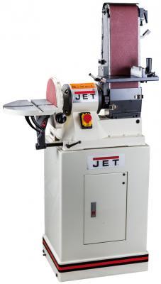 Станок шлифовальный JET JSG-96 (708595M) 230 тарельчато ленточный шлифовальный станок jet jsg 96 708595м