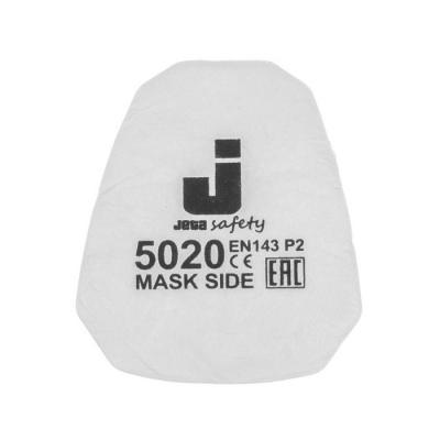 Предфильтр JETASAFETY 5020 комплект ов для защиты от пыли 4шт комбинезон jetasafety jpc75g m