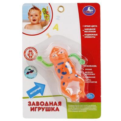 Купить Заводная игрушка для ванны УМКА Лягушка, в ассортименте, Заводные игрушки