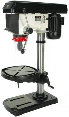 цена на Станок сверлильный JET JDP-15T 380В 900Вт 210-2580об/мин макс.диаметр сверла 16мм