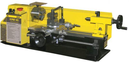 Станок токарный ЭНКОР Корвет-401 400Вт 0-1100/0-2500об/мин 300мм 180мм по металлу ленточнопильный станок по металлу triod bsm 170 400 211034