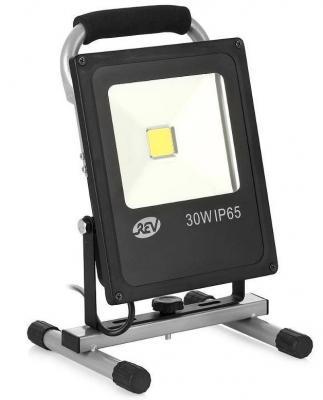 Прожектор светодиодный REV RITTER 32314 3 на подставке 30W 4000K with H stand 23 rev 30 women