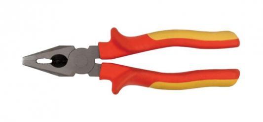 Плоскогубцы FIT 50773 электро-2 1000 в высокоуглеродистая сталь прорезиненные ручки комбинирова плоскогубцы fit 50793