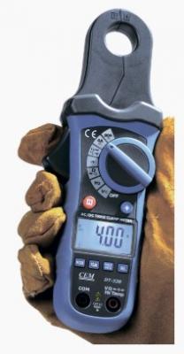 Клещи CEM DT-338 электроизмерительные токоизмерительные мини клещи cem fc 35 600в фонарик