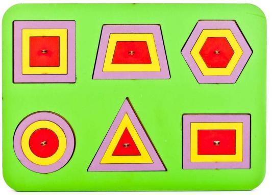 Купить МОНТЕССОРИ, ПАУТИНКА в кор.50шт, Сибирский сувенир, Развивающие игрушки из дерева