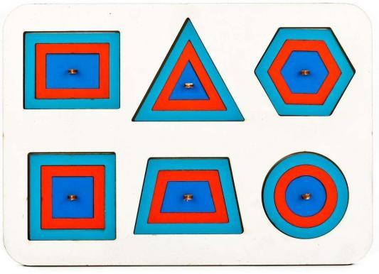Купить МОНТЕССОРИ, ПАУТИНКА в кор.50шт 081102, Сибирский сувенир, Развивающие игрушки из дерева