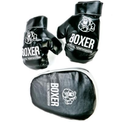 Спортивная игра Лидер бокс Боксерский набор №7