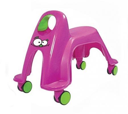 Каталка детская «ВИХРЬ» фиолетовый Neon Whirlee bradex каталка детская вихрь фиолетовый