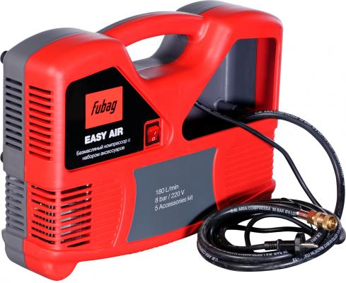цена на Компрессор Fubag Easy Air 1,1кВт 8215040К0А649