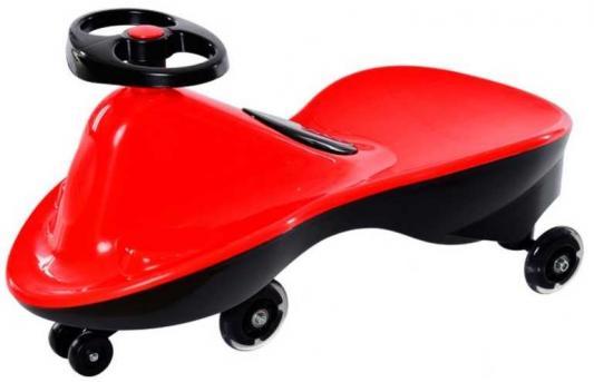 Машинка детская с полиуретановыми колесами «БИБИКАР СПОРТ» красный Bibicar, red colour bradex машинка детская с полиуретановыми колесами синяя бибикар