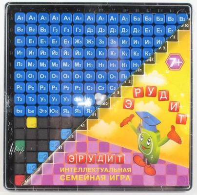 Настольная игра Биплант логическая Эрудит настольные игры биплант настольная игра эрудит экспресс