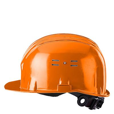 Купить Каска ИСТОК КАС003-1 Евро оранжевая, Исток, оранжевый