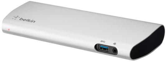 Расширитель портов ввода-вывода Belkin THUNDERBOLT 3 DOCK,W/0.5M CABLE