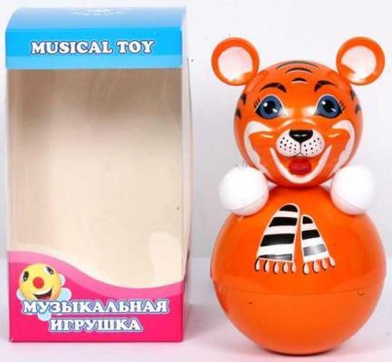 Купить Неваляшка Котовск НЕВАЛЯШКА 6C-008, разноцветный, Неваляшки, юла