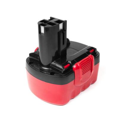 Аккумулятор для Bosch Ni-Cd GDR 14.4 V-LI, GHO 14.4 V-LI, GWS 14.4 V Series аккумулятор для газонокосилки bosch rotak 34li 37li 43li ake 30 li ahs 54 li