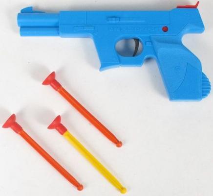 Пистолет Кроха СПЕЦНАЗ голубой 117 БАУЕР цена