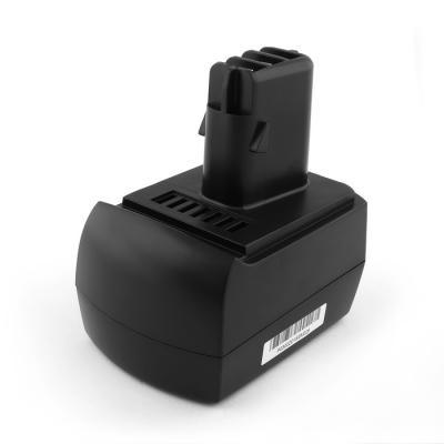 Аккумулятор для Metabo 12V 1.5Ah (Ni-Cd) BS 12 SP, BSZ 12 Impuls, BZ 12 SP Series. 6.02151.50, 6.25471. TOP-PTGD-MET-12-1.5 аккумулятор landport agm 12v 10а ч mb ytx12 bs