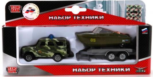 Внедорожник Технопарк УАЗ камуфляж 2 шт 22 см SB-16-35-M-WB цена