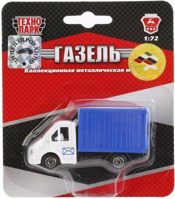 Купить Газель Технопарк ГАЗЕЛЬ синий 65 см CT11-269(G)-BLC, ТЕХНОПАРК, Игрушечные машинки
