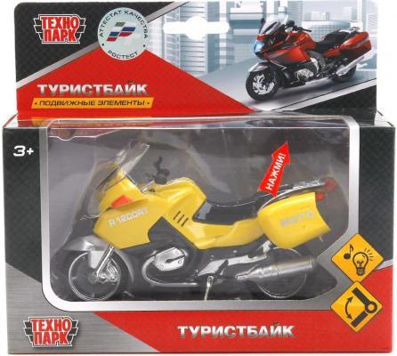 Мотоцикл Технопарк МОТОЦИКЛ зеленый 586856-R мотоцикл yamaha rsz100cc