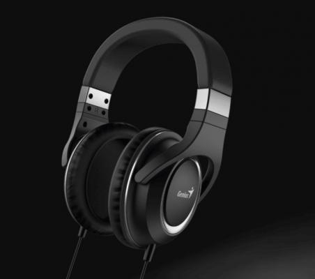 Наушники Genius HS-610 Black (цвет черный) цена