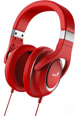 Наушники Genius HS-610 Red (цвет красный) цена