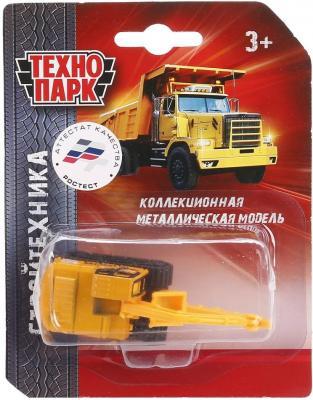 Строительная Технопарк СТРОИТЕЛЬНАЯ желтый 14 см 80993-1R пакля строительная