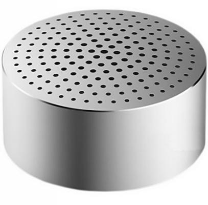 Колонки Xiaomi Беспроводная колонка Mi Bluetoth Speaker Mini Silver колонка xiaomi mini square box 2 blue