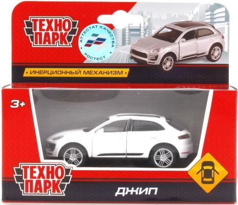 Джип Технопарк МАШИНА белый X600-H09214-R игрушка технопарк электрокар x600 h09225 r