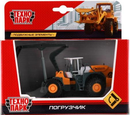 Спецтехника Технопарк ПОГРУЗЧИК оранжевый U1401G-1 цена