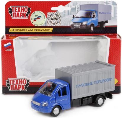 все цены на Фургон Технопарк ГАЗ. ГАЗЕЛЬ синий SB-16-42-K4-WB (48) онлайн