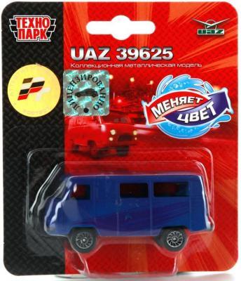 Фургон Технопарк МАШИНА синий SB-15-57