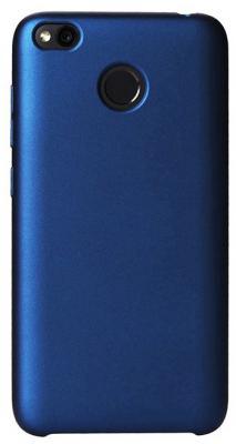 Чехол Xiaomi Защитный кейс Redmi 4X Hard case Blue цена