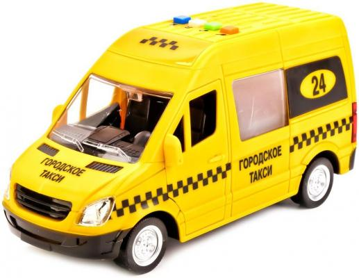 Автомобиль Технопарк МАШИНА — желтый WY591C