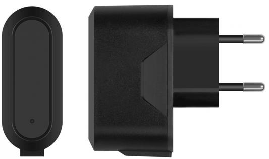 Сетевое зарядное устройство Deppa 2311 2 х USB 2.1A черный aroma i usb 2 0 450