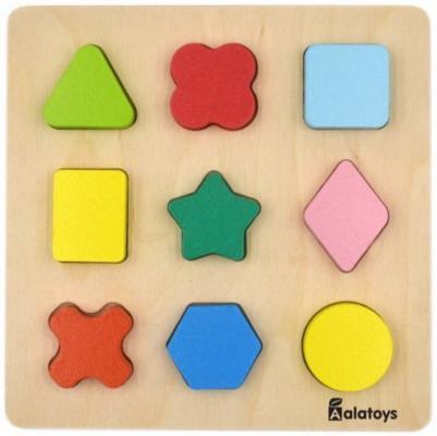 Купить СОРТЕР в кор.20шт, alatoys, Развивающие игрушки из дерева
