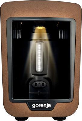 Кофеварка Gorenje ATCM730T коричневый черный кофеварка delonghi en 500 коричневый