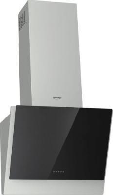 Вытяжка каминная Gorenje WHI643E6XGB черный/серебристый цена