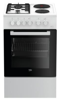 Комбинированная плита Beko FFSS 54000 W белый