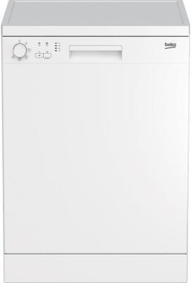 Посудомоечная машина Beko DFN05310W белый (полноразмерная) посудомоечная машина beko dfn 05w13s