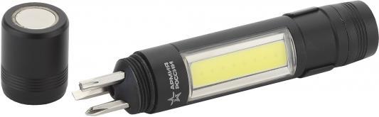 Фонарь ручной Эра MB-702 Сапер чёрный фонарь ручной эра ub 601 чёрный