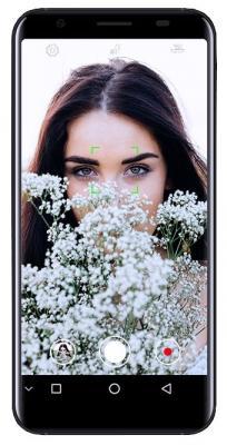 Смартфон Doogee X55 16 Гб черный смартфон doogee x10s grey