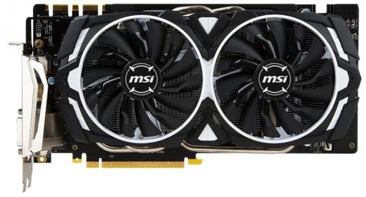 Видеокарта MSI GeForce GTX 1070 GeForce GTX 1070 ARMOR 8G PCI-E 8192Mb 256 Bit Retail (GeForce GTX 1070 ARMOR 8G) blaupunkt gtx 542