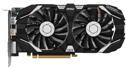 Видеокарта MSI GeForce GTX 1060 GeForce GTX 1060 6GT OCV1 PCI-E 6144Mb 192 Bit Retail (GeForce GTX 1060 6GT V1) blaupunkt gtx 542