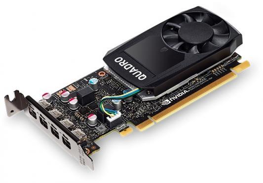 Видеокарта PNY Quadro P620 Quadro P620 DVI PCI-E 2048Mb 128 Bit Bulk (VCQP620DVIBLK-1) видеокарта pny quadro p400 vcqp400blk 1 pci e 2048mb gddr5 64 bit oem