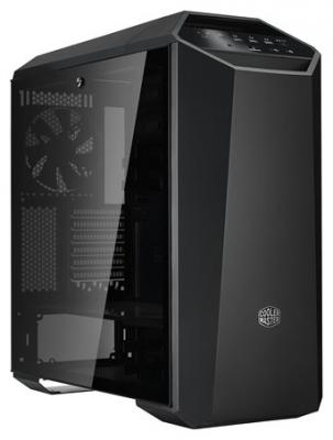 Cooler Master MasterCase MC500M, USB3.0x3, USB3.1(Type C)x1, 3x140Fan, Black, FullATX, w/o PSU cooler master mastercase mc500m usb3 0x3 usb3 1 type c x1 3x140fan black fullatx w o psu