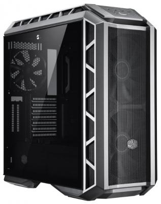 Cooler Master MasterCase H500P Mesh, USB3.0x2, USB2.0x2, 2x200RGBFan, 1x140Fan, GunMetal Ver, Full Tower, w/o PSU massage cushions happy back next body massager neck and back massager body massager electric roller massager gess