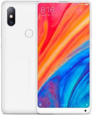 Смартфон Xiaomi Mi Mix 2S 64 Гб белый (MIMIX2SWH64) смартфон