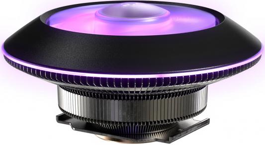 лучшая цена Cooler Master CPU Cooler MasterAir G100M, 130W, RGB LED fan, Full Socket Support